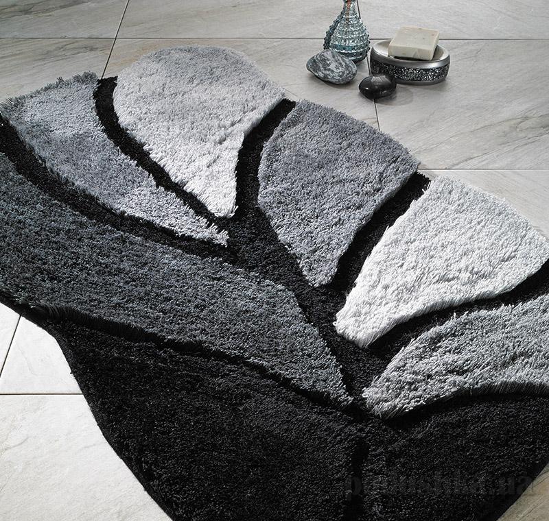 Коврик для ванной Confetti Elite Arsus черный