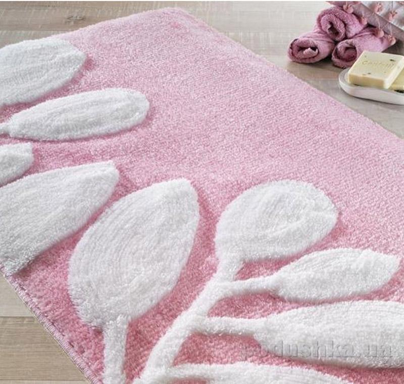 Коврик для ванной Confetti Elite Limra розовый