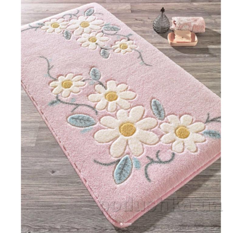 Коврик для ванной Confetti Margherita Pink розовый