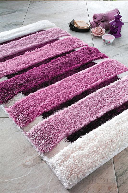 Коврик для ванной Confetti Selinus фиолетовый 2660-3
