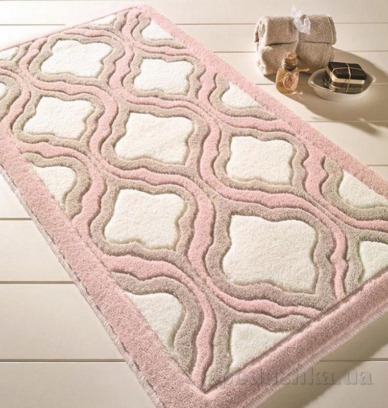 Коврик для ванной Confetti Tiffany розовый