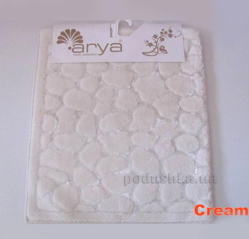 Коврик для ванной комнаты Arya Cakil 1380048 кремовый