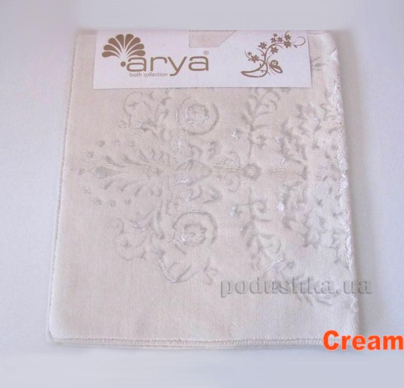 Коврик для ванной комнаты Arya Luxor 1380063 кремовый