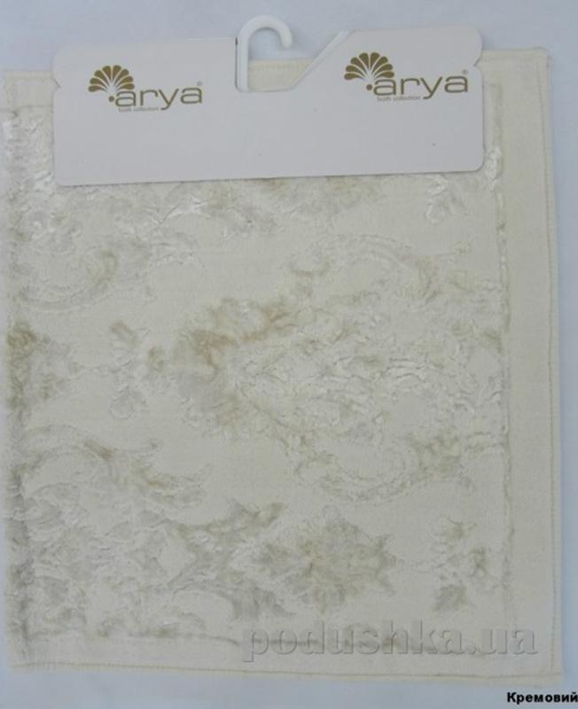 Коврик для ванной комнаты AryaOsmanli TR1001014 кремовый
