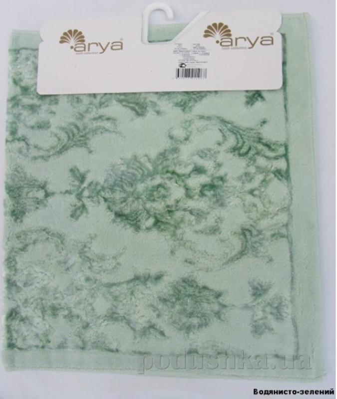 Коврик для ванной комнаты Arya Osmanli TR1001014 водянисто-зеленый