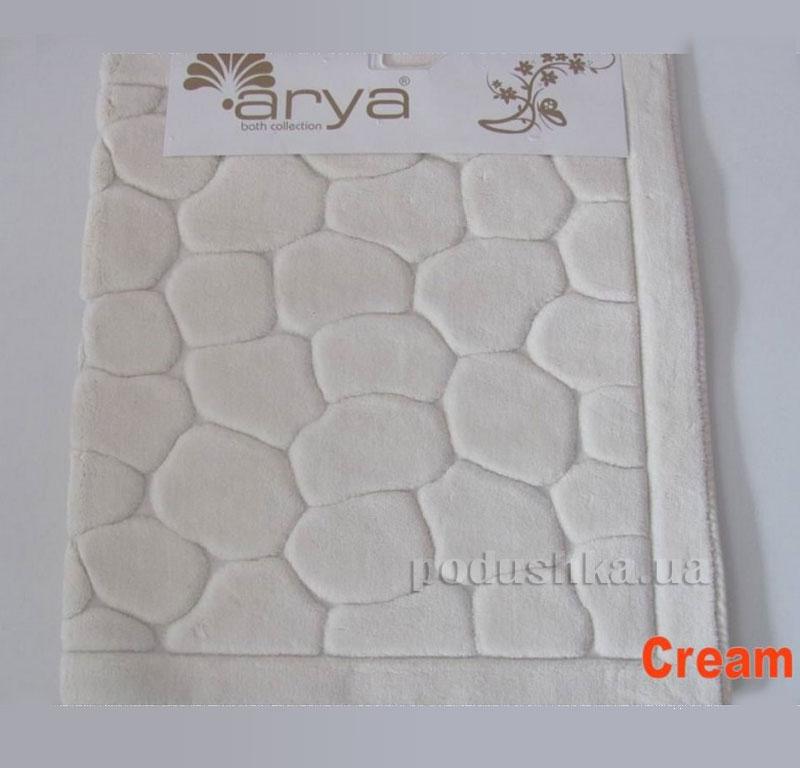 Коврик для ванной комнаты Arya Tas 1380052 кремовый