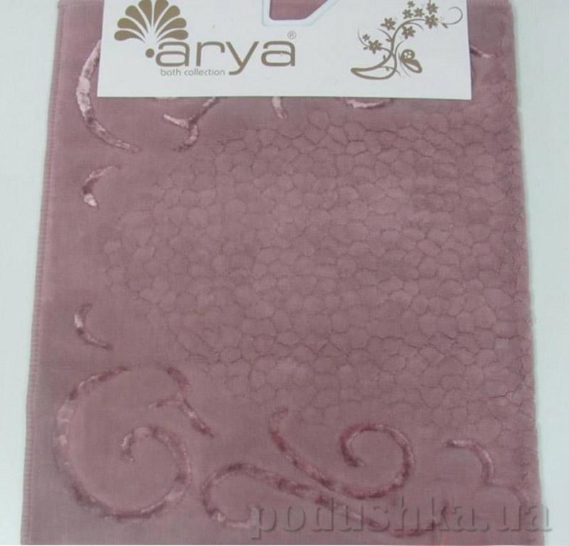 Коврик для ванной комнаты Beysehir Arya 1380047 Сухая Роза