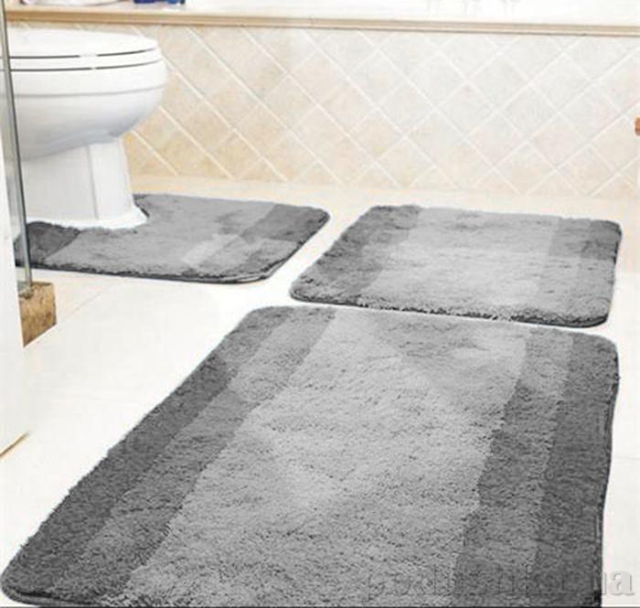 Коврик для ванной Spirella Balance серый