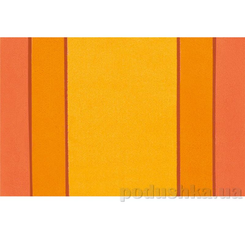 Коврик для ванной Spirella Calma оранжевый