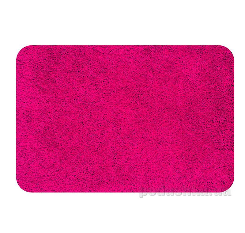 Коврик для ванной Spirella Highland темно-розовый