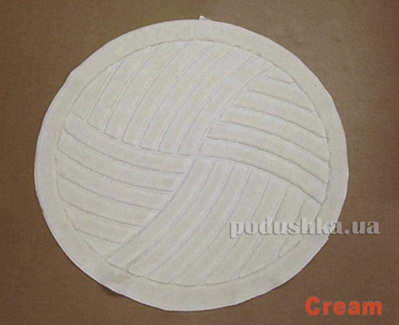 Коврик кремовый для ванной комнаты Berceste Arya 1380033