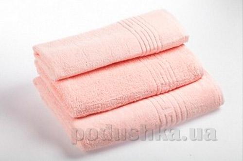 Коврик махровый для ног Португалия Greek розовый