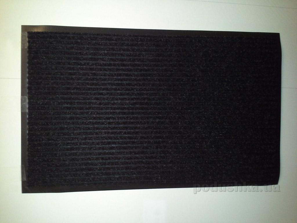 Коврик придверный Ковротекс 3G-U650G черный