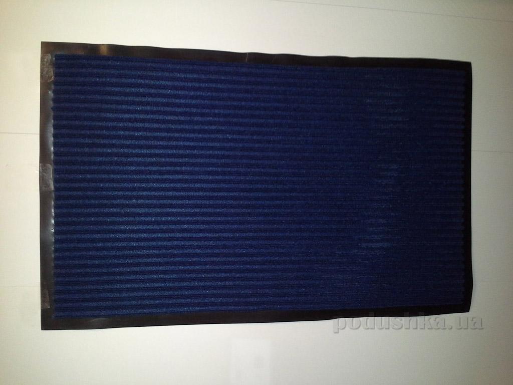 Коврик придверный Ковротекс 3G-U650G синий