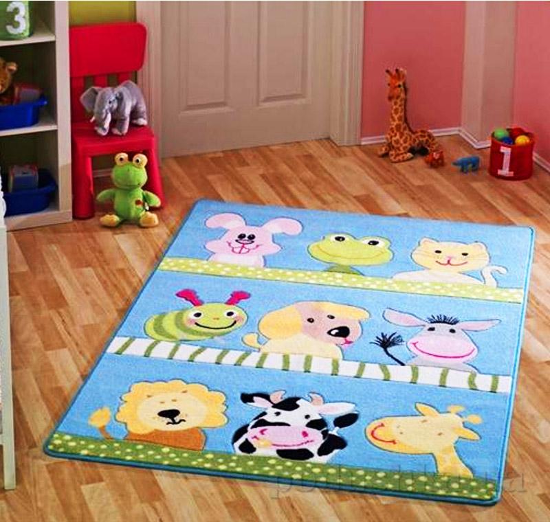 Коврик в детскую комнату Confetti Animal 2676