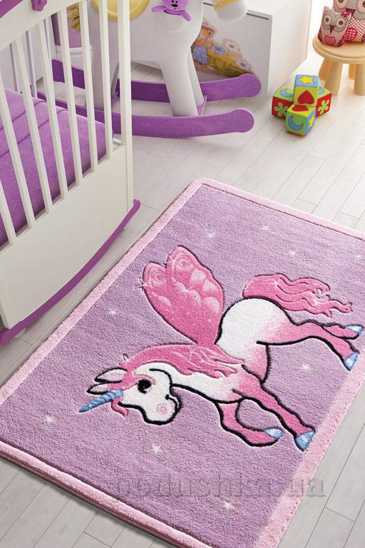 Коврик в детскую комнату Confetti Pony лиловый