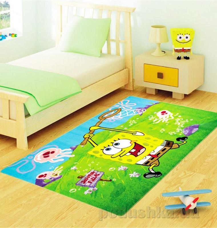 Коврик в детскую комнату Confetti Sponge Bob Jellyfish 2688