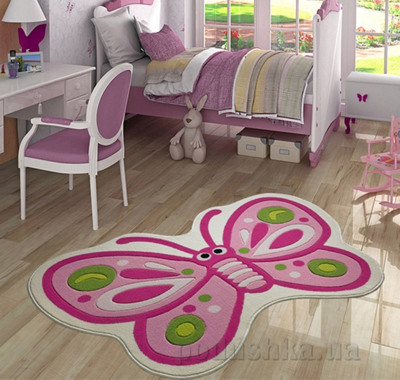 Коврик в детскую комнату Confetti Sweet butterfly 2681