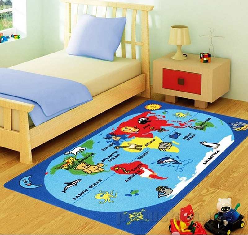 Коврик в детскую комнату Confetti World 2675