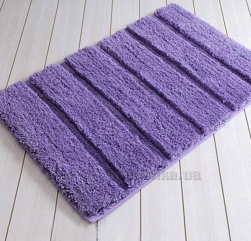 Коврик в ванную Irya Premium лиловый