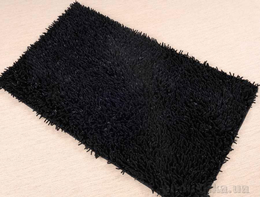 Коврик в ванную Irya Intence micro черный