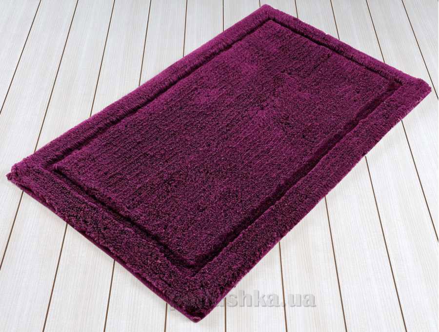 Коврик в ванную Irya Linda фиолетовый