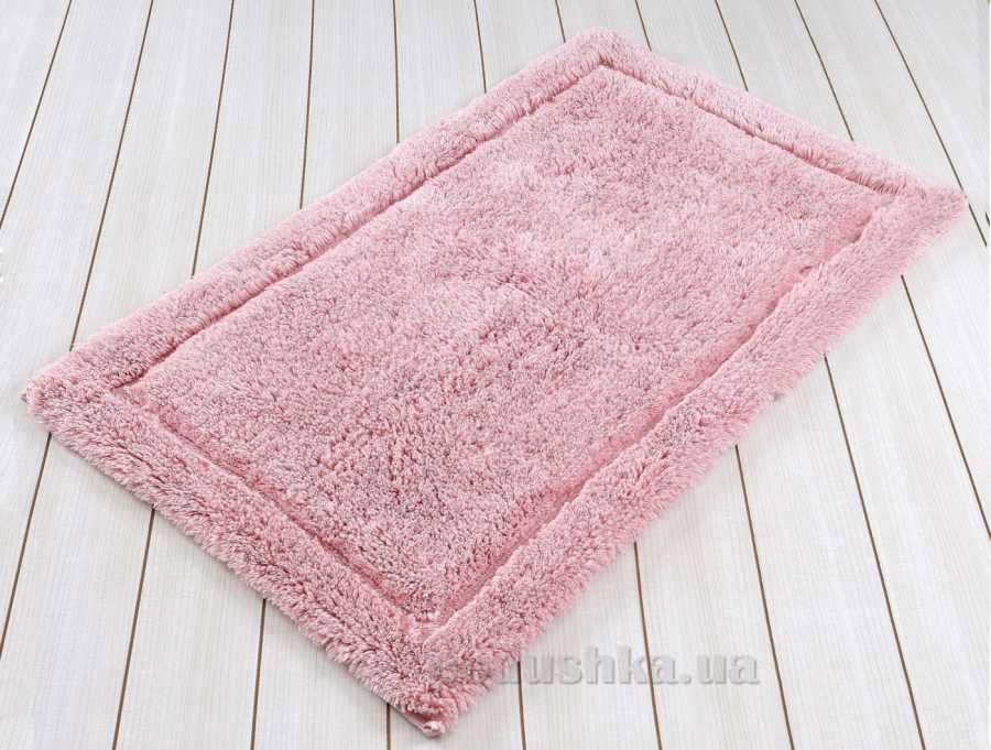 Коврик в ванную Irya Linda розовый