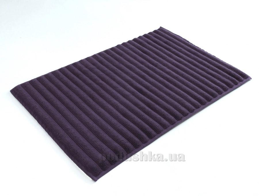 Коврик в ванную Irya New Wavy фиолетовый