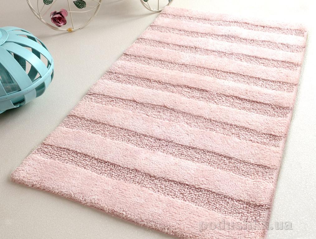 Коврик в ванную Irya Nova бледно-розовый