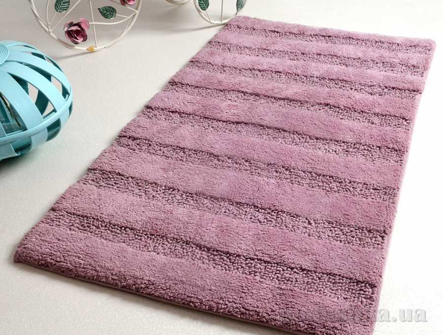Коврик в ванную Irya Nova фиолетовый