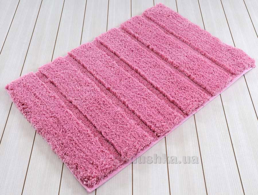 Коврик в ванную Irya Premium розовый