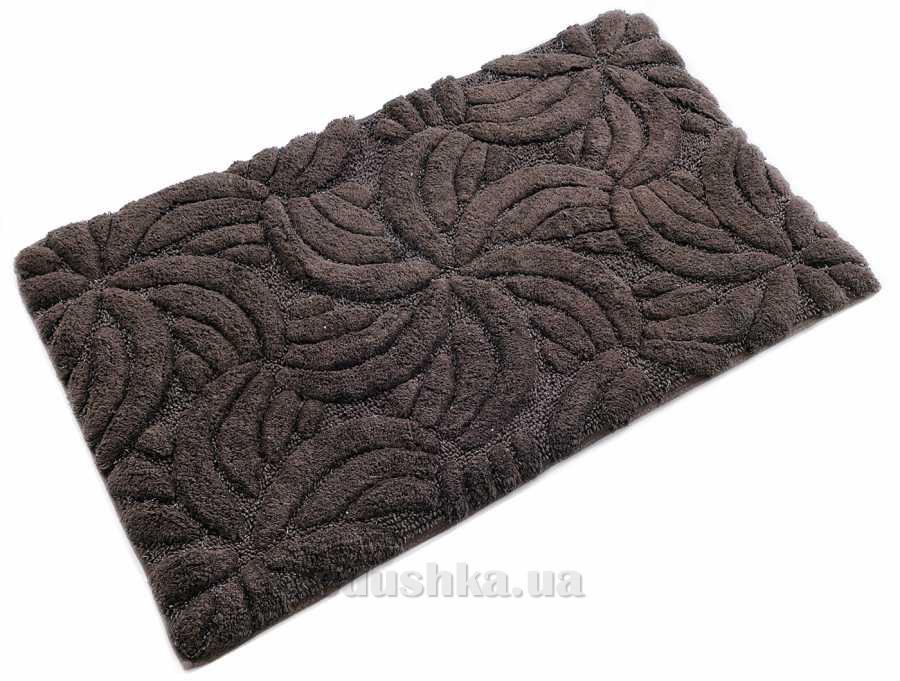 Коврик в ванную Irya Star темно-коричневый