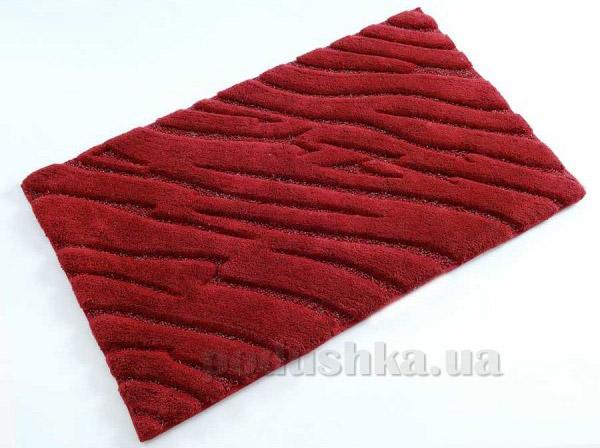 Коврик в ванную Irya Swell красный