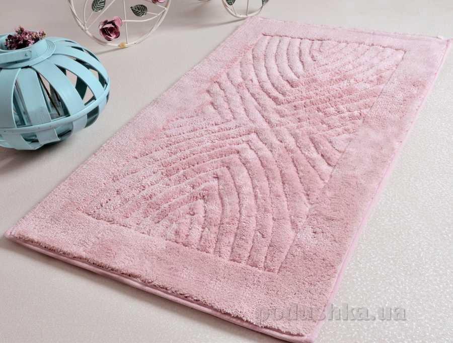 Коврик в ванную Irya Well розовый