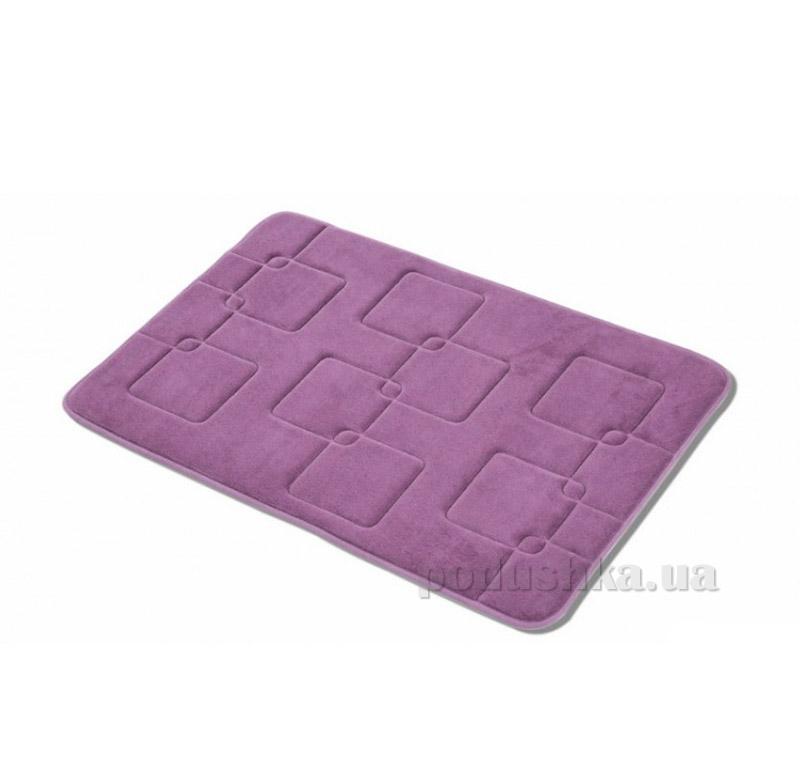 Коврик в ванную комнату Arya TR1001625 Elba фиолетовый