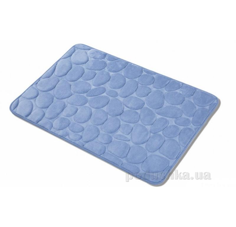 Коврик в ванную комнату Arya TR1001627 Rodos темно-голубой