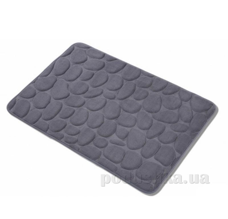 Коврик в ванную комнату Arya TR1001627 Rodos темно-серый