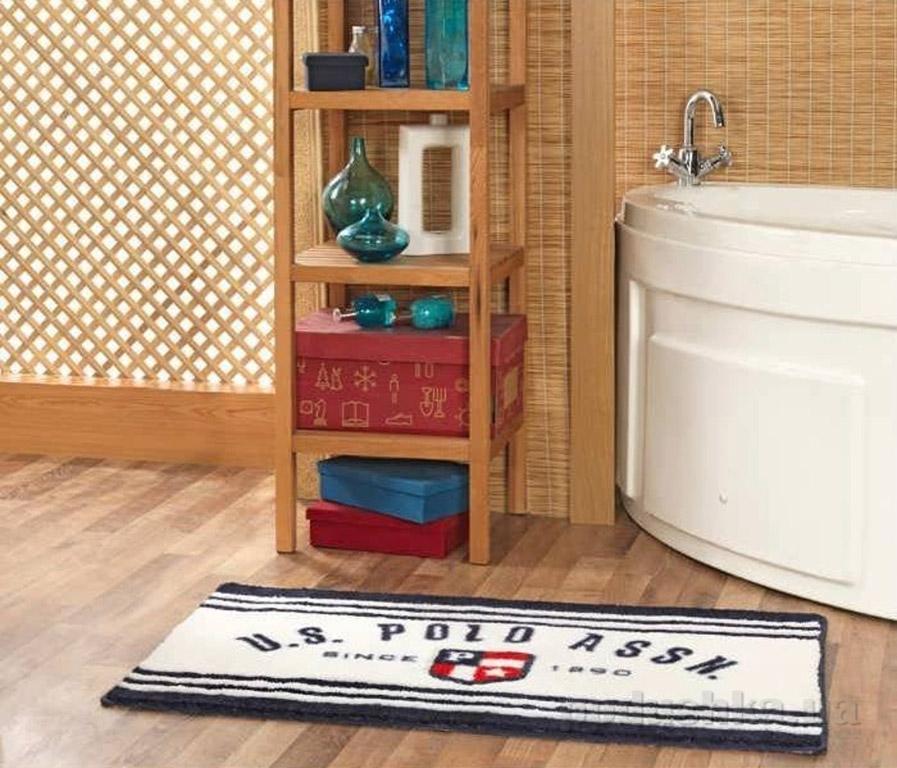 Коврик в ванную U.S. Polo Assn Beckley