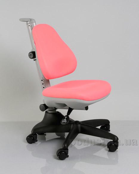 Кресло детское Y-317 KP обивка розовая однотонная Mealux