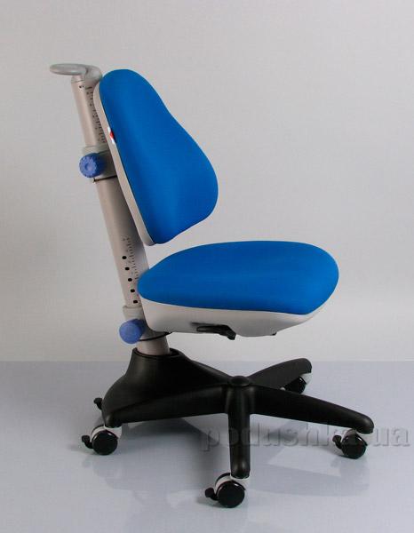Кресло детское Y-317 SB обивка синяя однотонная Mealux
