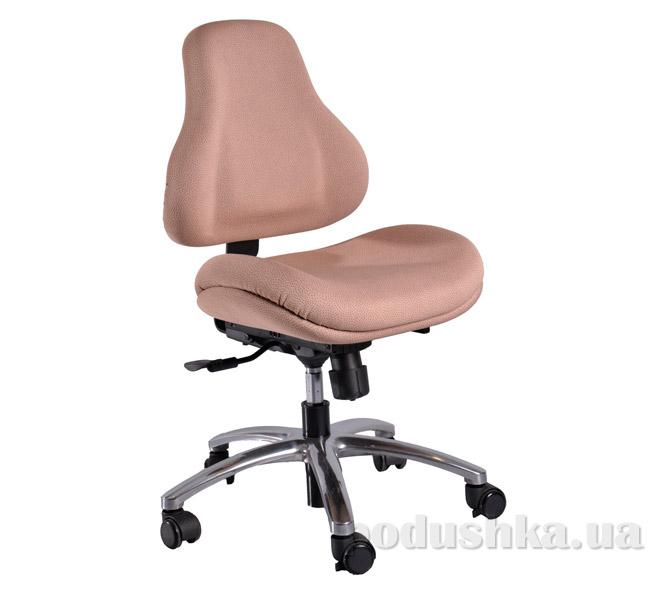 Кресло ортопедическое с эффектом памяти Y-128 AC обивка бежевая в точку Mealux