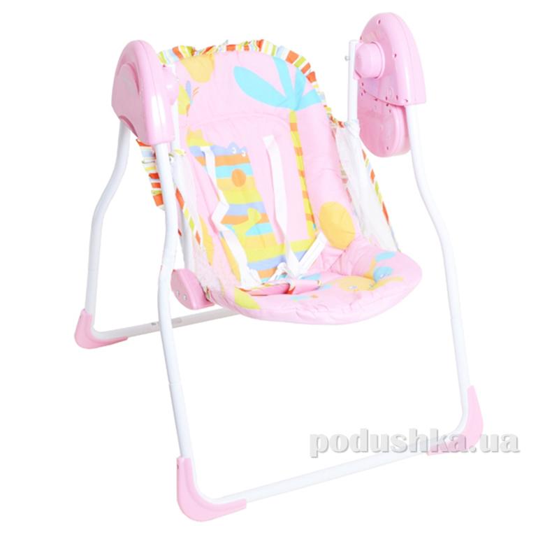 Кресло-качалка Bambi M 1541-1 Розовая