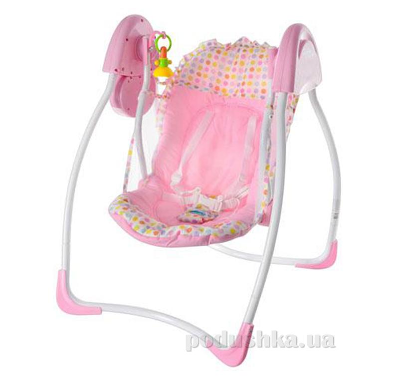 Кресло-качели Bambi M 2127-2 Розовые