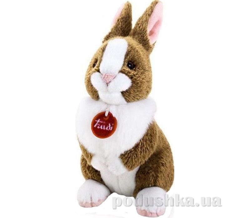 Кролик Теобальдо коричневый Trudi