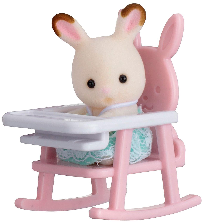 Кролик в детском кресле Sylvanian Families 5054131051979