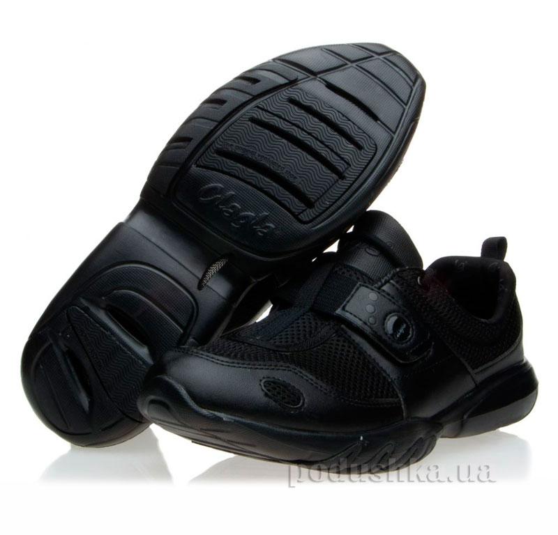 Кроссовки Classic Black Glagla 101002