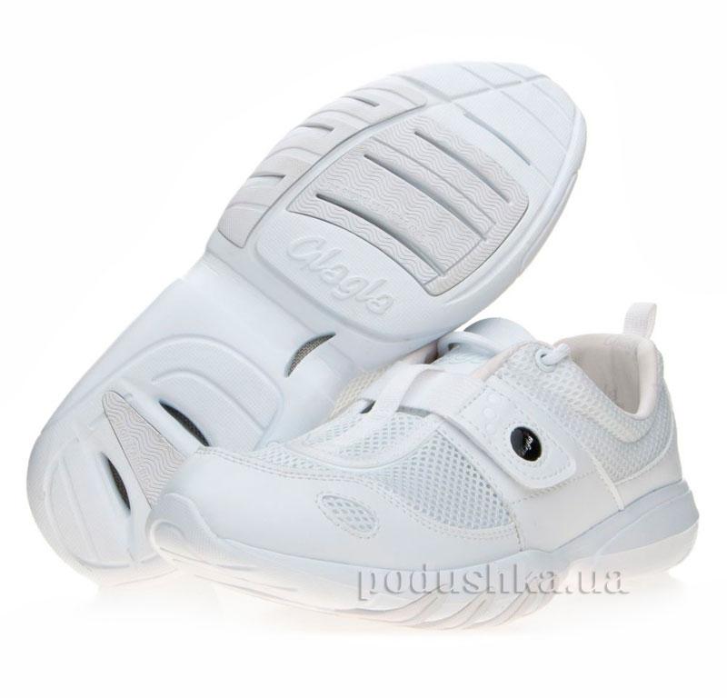 Кроссовки Classic White Glagla 101001
