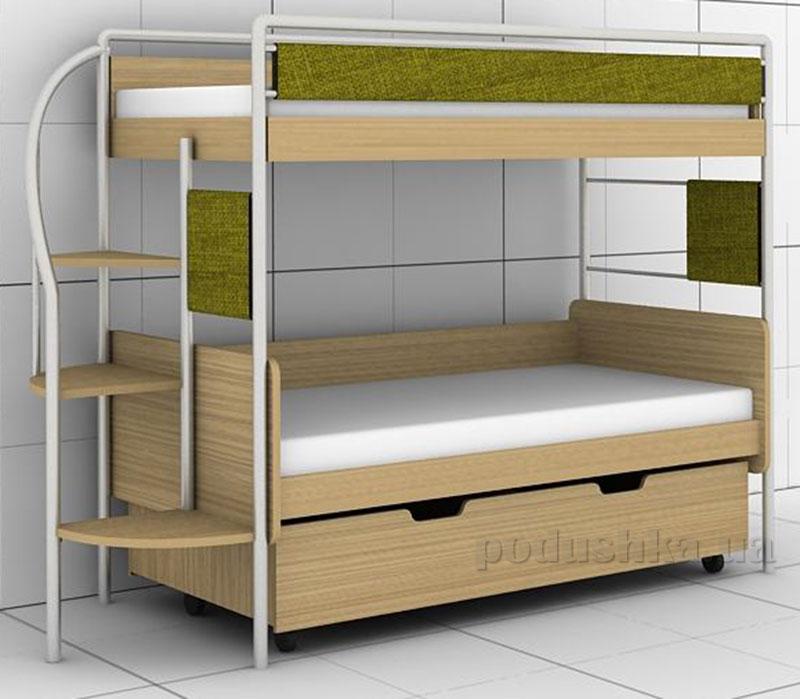 Кровать DJ-03 Эдисан с ящичком