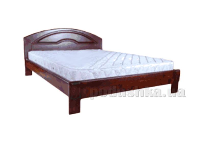 Кровать из массива ольхи Акант Ева