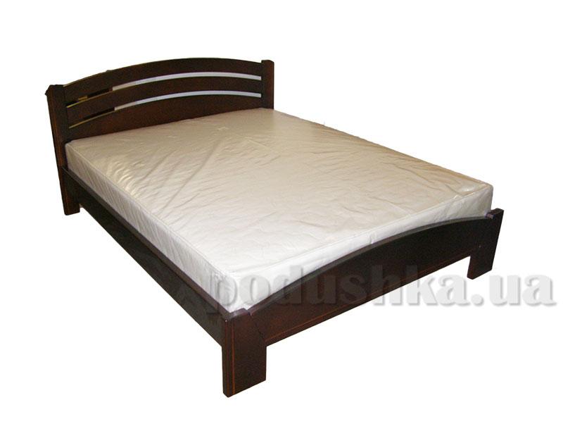 Кровать из массива ольхи Акант Гармония